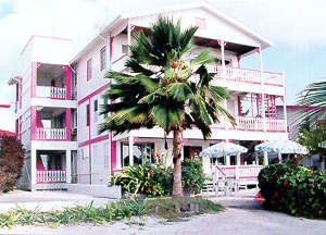 Front Of Holiday Hotel 1995